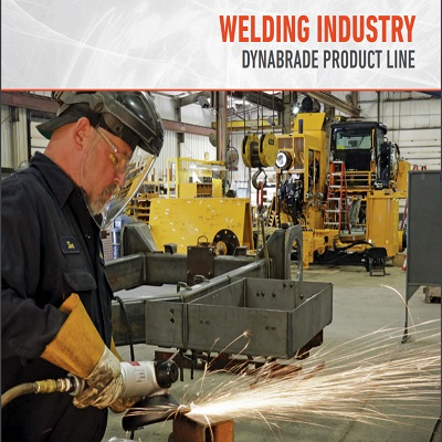 Dynabrade Product For Welding Industry