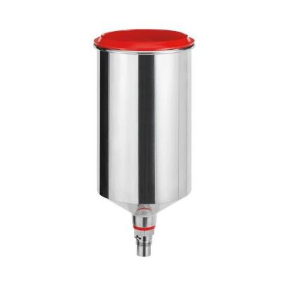 Reusable aluminium cup